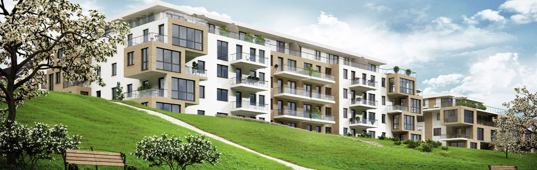 Wohnpark Sundblick - Apartmenthaus Rügen