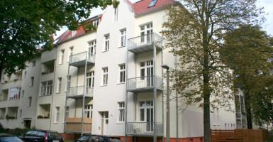 Friedrichsteiner Straße 3, Berlin