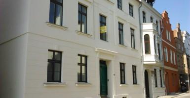 Gleviner Straße, Güstrow