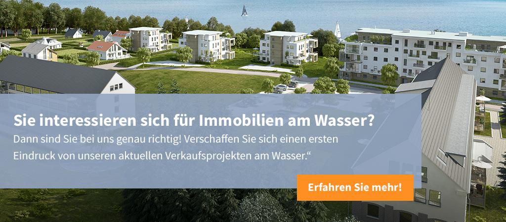 Immobilien am Wasser