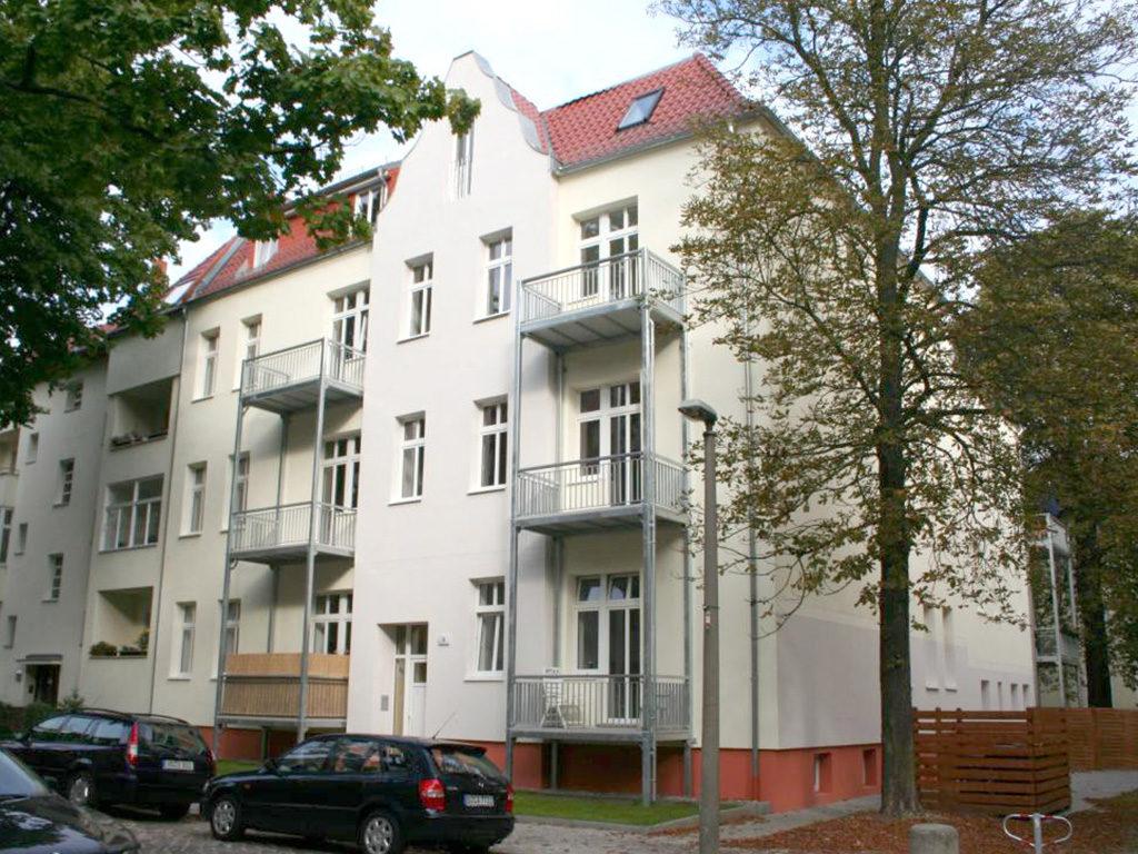 Friedrichsteiner Strasse