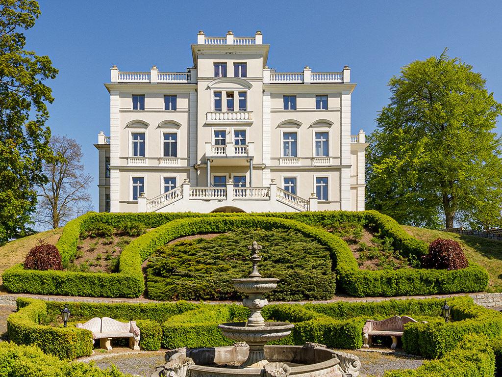 Weinbergschloss Waren Müritz