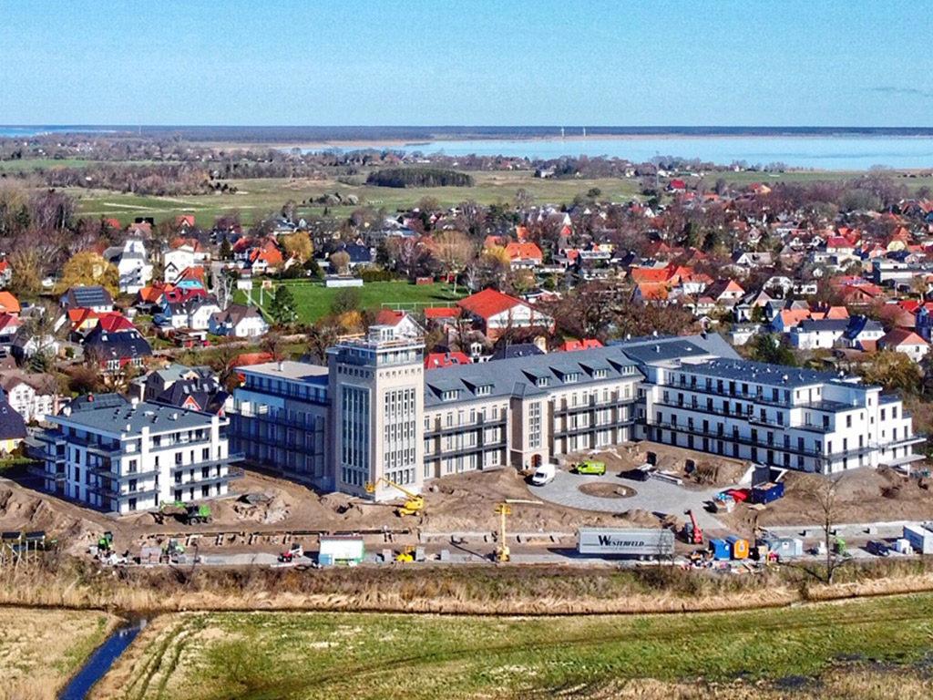Zwei Wasser - Alte Seefahrtschule Wustrow