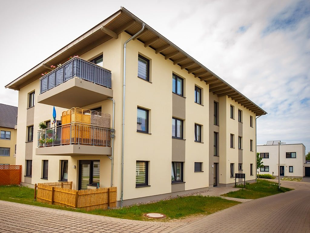 Am Strelasund 2 Stralsund K&K Objektservice und Gebäudemanagement