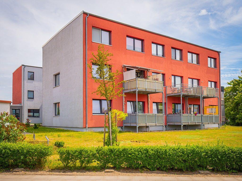 Dietrich-Bonhoeffer-Straße Waren Müritz K&K Objektservice und Gebäudemanagement
