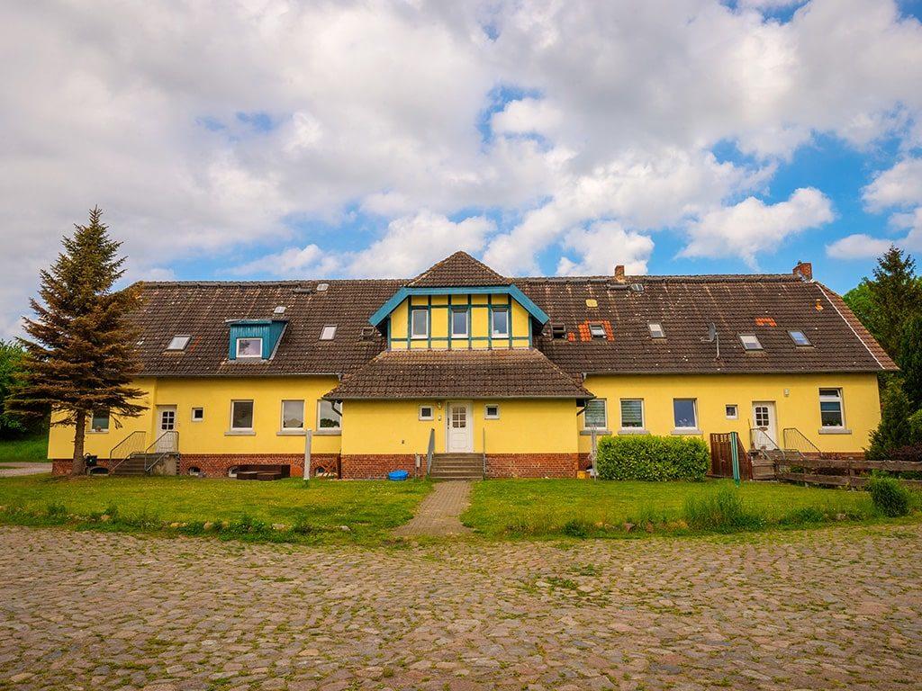 Kastanienweg 6 Stralsund K&K Objektservice und Gebäudemanagement