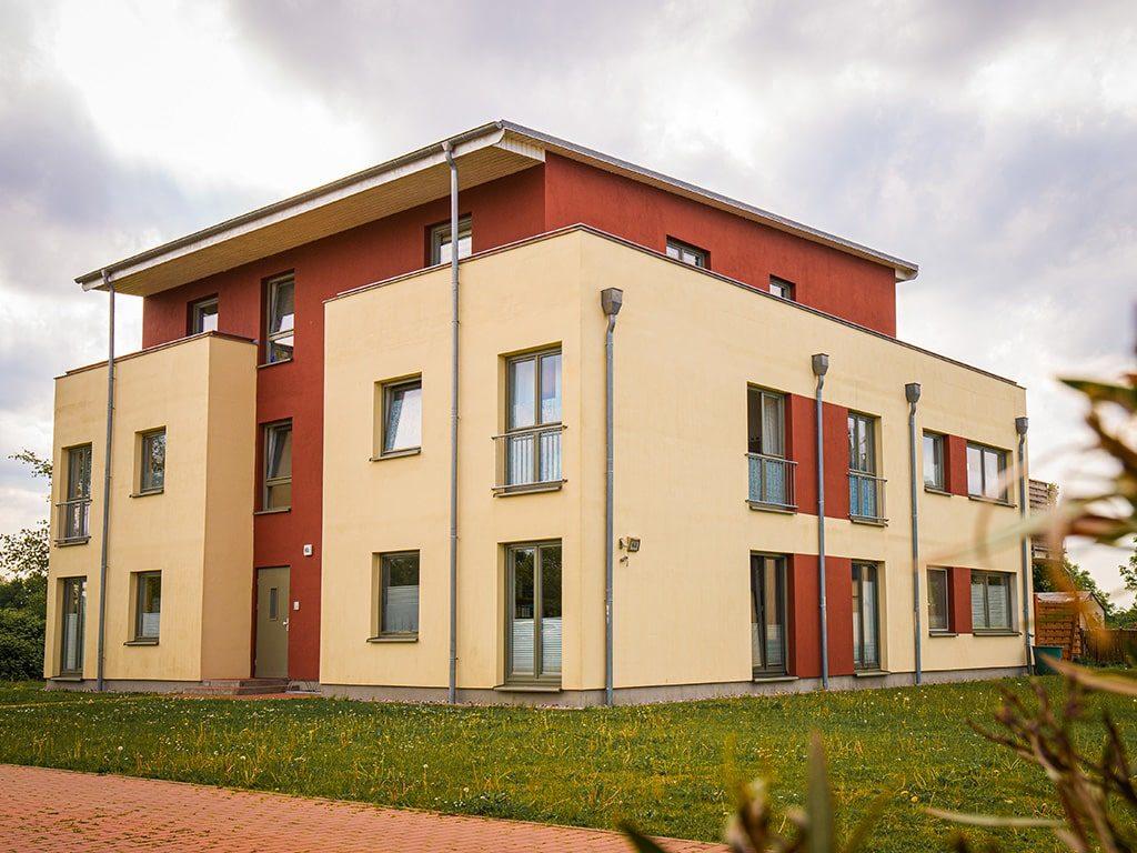 Kastanienweg 6b Stralsund K&K Objektservice und Gebäudemanagement