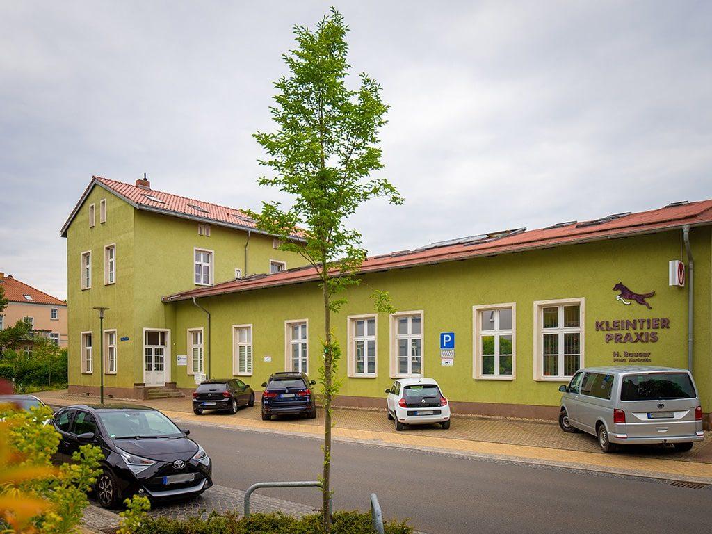 Malchiner Straße 1 Waren Müritz K&K Objektservice und Gebäudemanagement