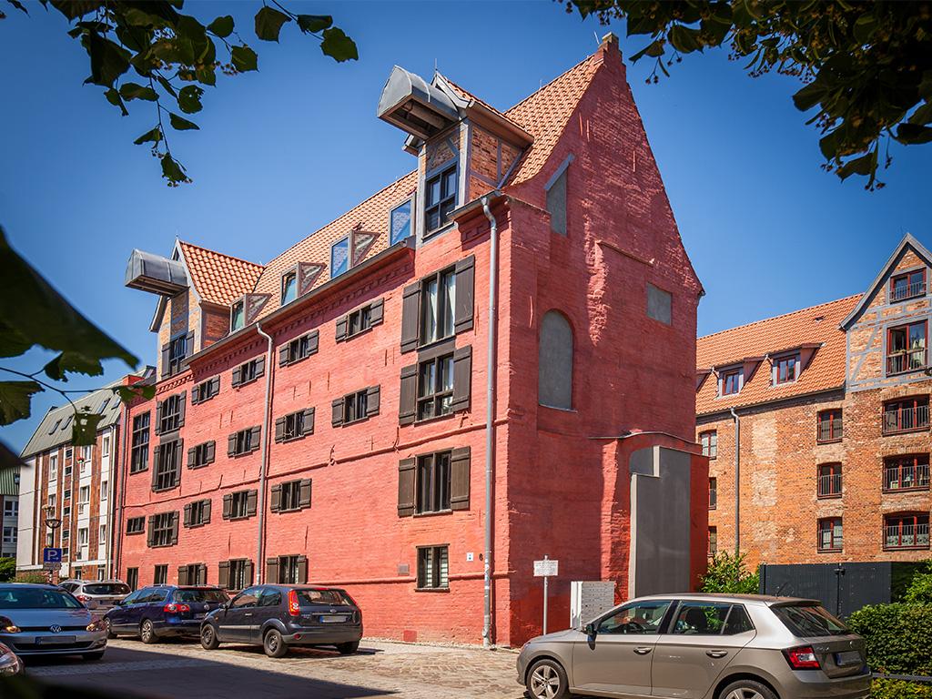Beim Hornschen Hof Rostock K&K Objektservice und Gebäudemanagement