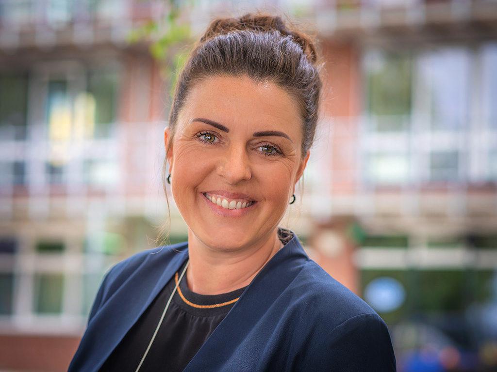 Doreen Schröder K&K Objektservice und Gebäudemanagement GmbH