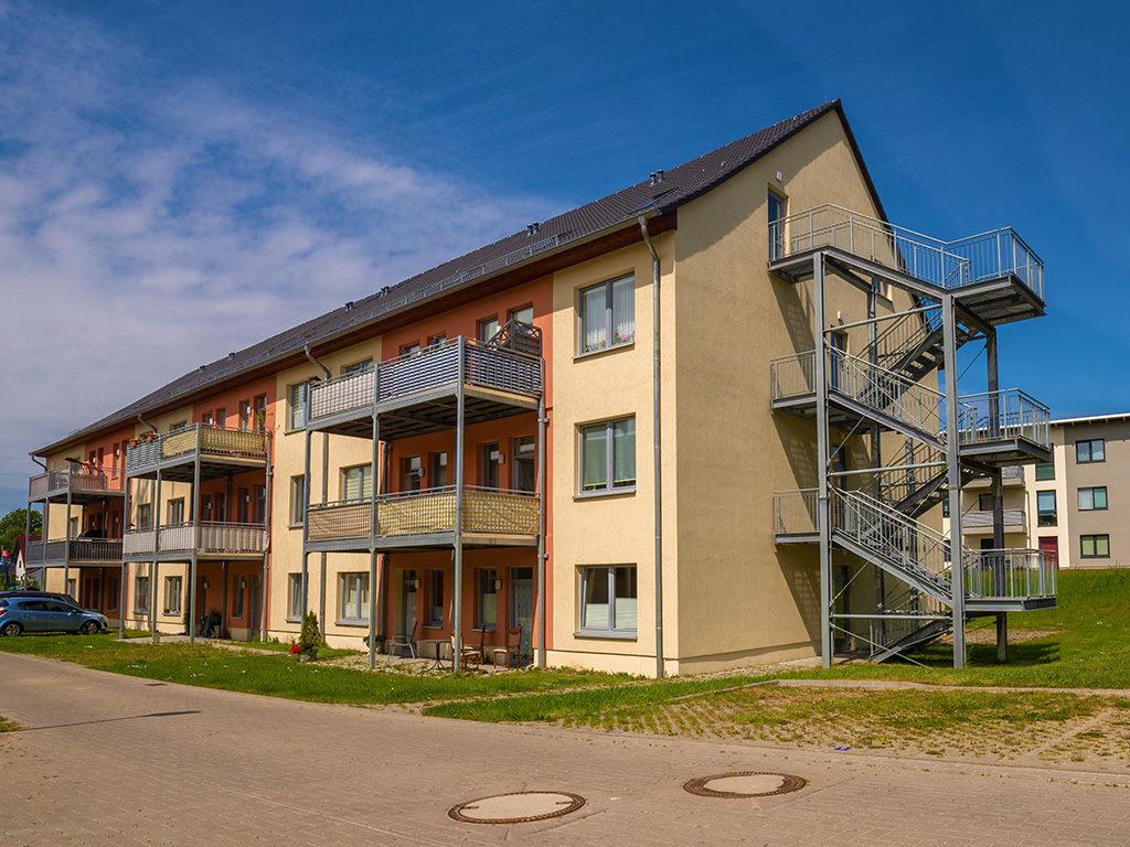 Strandschlag1 Stralsund K&K Objektservice und Gebäudemanagement