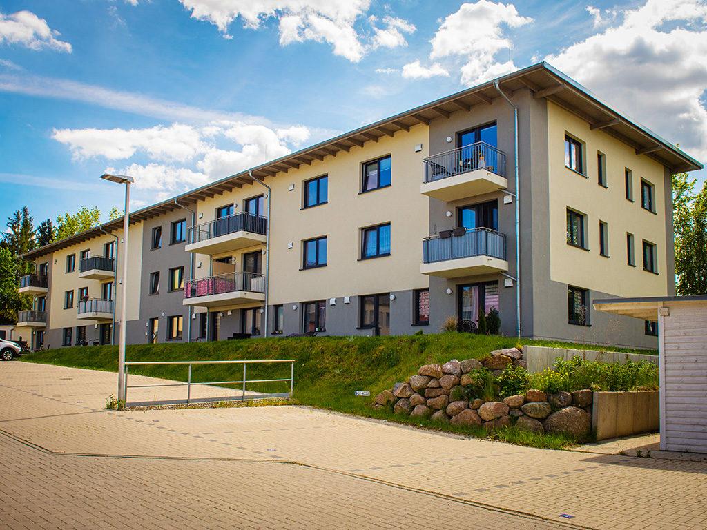 Strandschlag 4 Stralsund K&K Objektservice und Gebäudemanagement