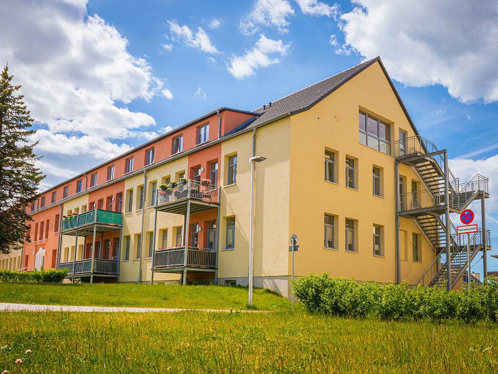 Zur Steilküste 3 Stralsund K&K Objektservice und Gebäudemanagement