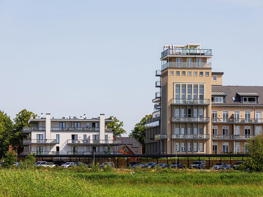Apartmentanlage Zwei Wasser - Alte Seefahrtschule