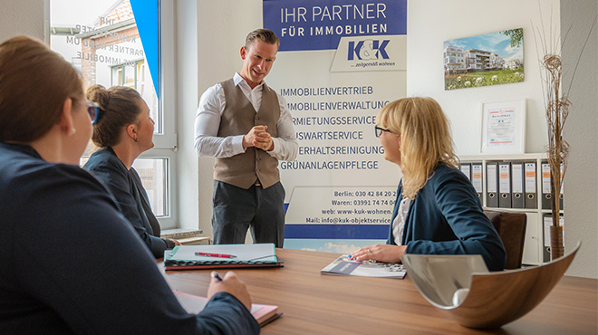 WEG Verwaltung KuK Objektserive-und-Gebäudemanagement GmbH